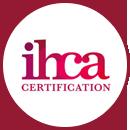 Ihca Certification Logo